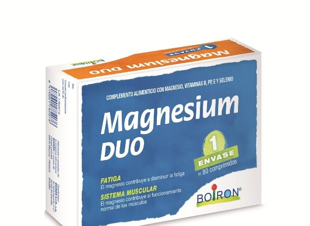 Fatiga y deficit de magnesio