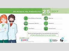Dia mundial del farmaceutico. 24 horas a su servicio.